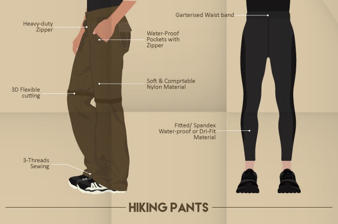 Best Hiking Pants 2018 Review