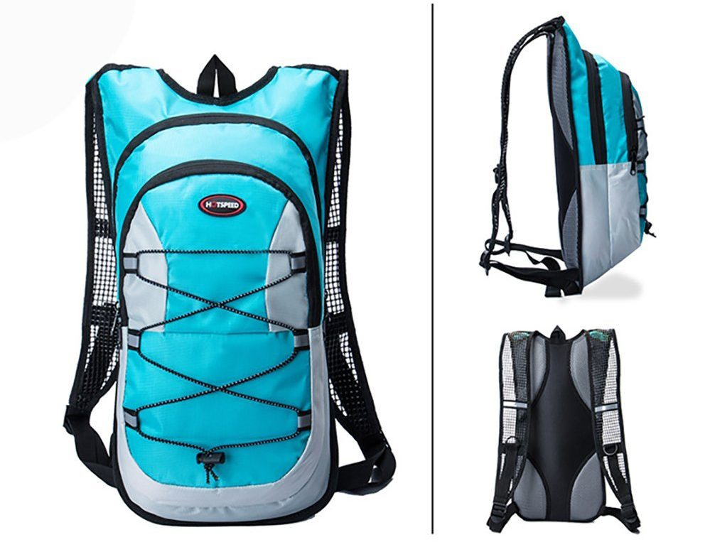 HotSpeed Hydration Backpack With Water Bladder(70 Oz/2L)