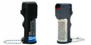 Mace Brand Self Defense Triple Action Self Defense Pepper Spray