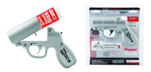 Mace® Pepper Spray Gun 10% OC UV Dye 2 Million SHU with Targeting LED
