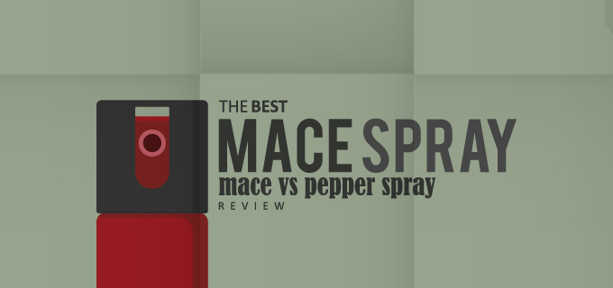 The Best Mace Spray Review