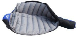 Aektiv Outdoors 15 Degree Ultralight Mummy Down Sleeping Bag