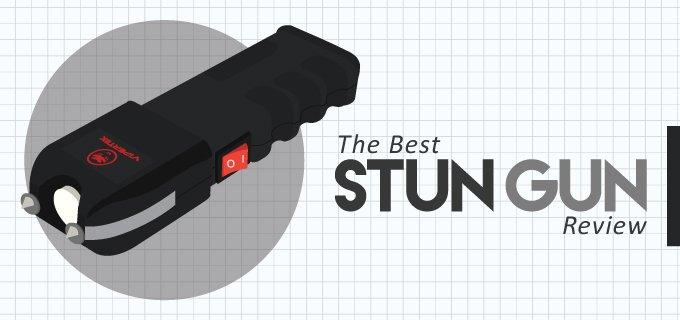 The Best Stun Gun Review