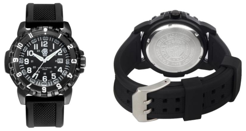 Yidula Survival Paracord Watch Compass Bracelet Waterproof