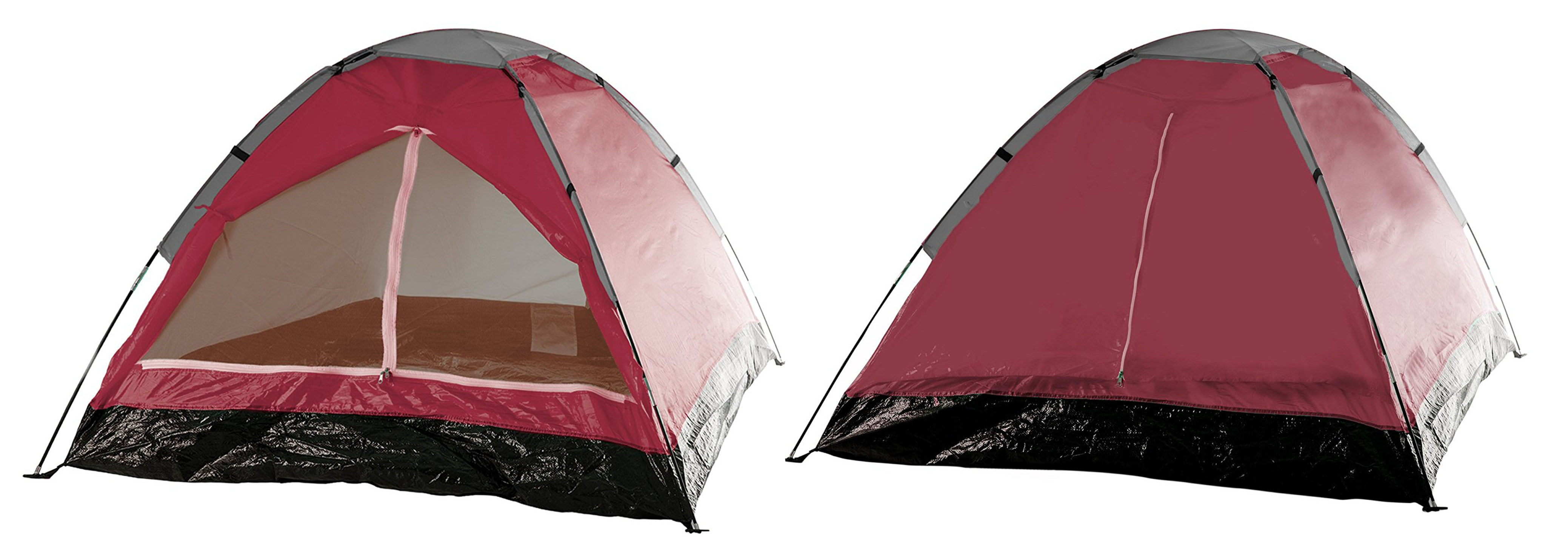 6hy Camper Two Person Tent By Wakeman Outdoors
