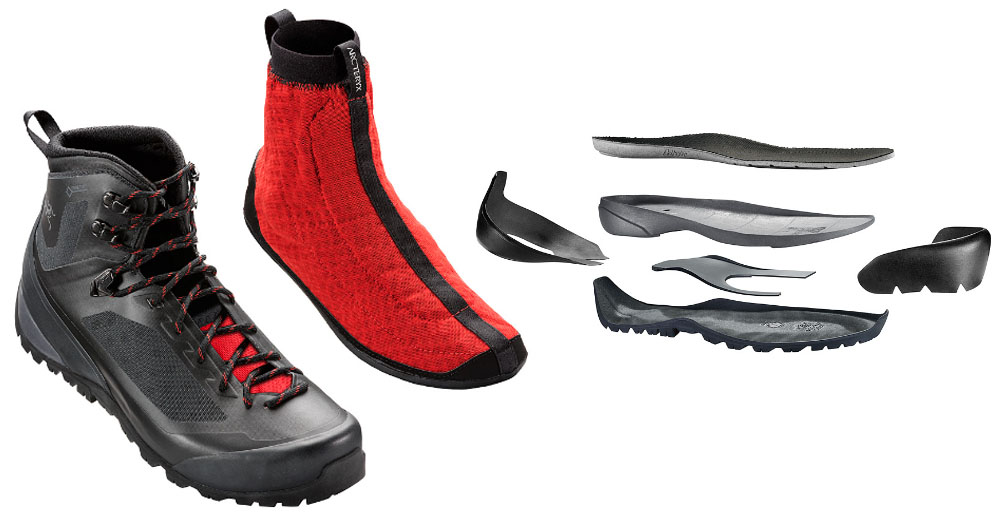Arc'teryx Men's Bora2 Mid Hiking Boot