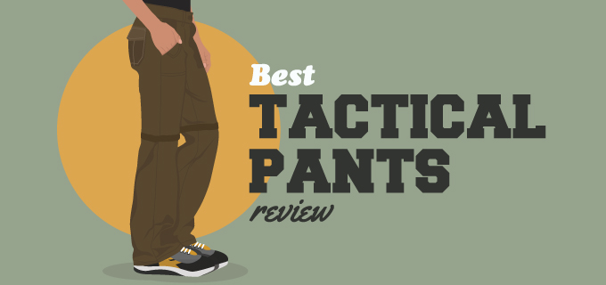 Tactical Pants Reviews: 6 Best Tactical Pants 2019 - Mike's