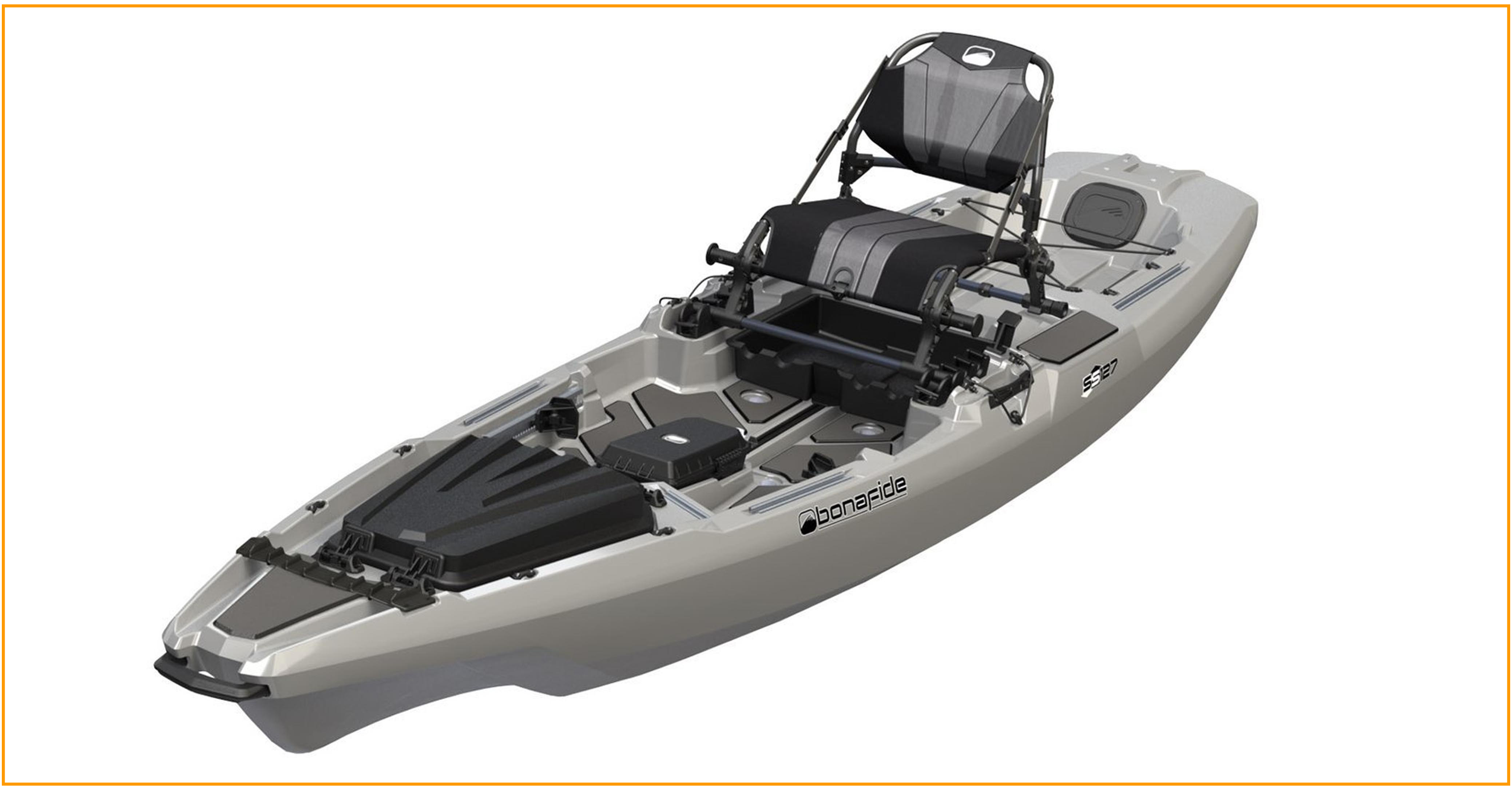 Bonafide-SS127-Ultimate-Sit-on-Top-Fishing-Kayak