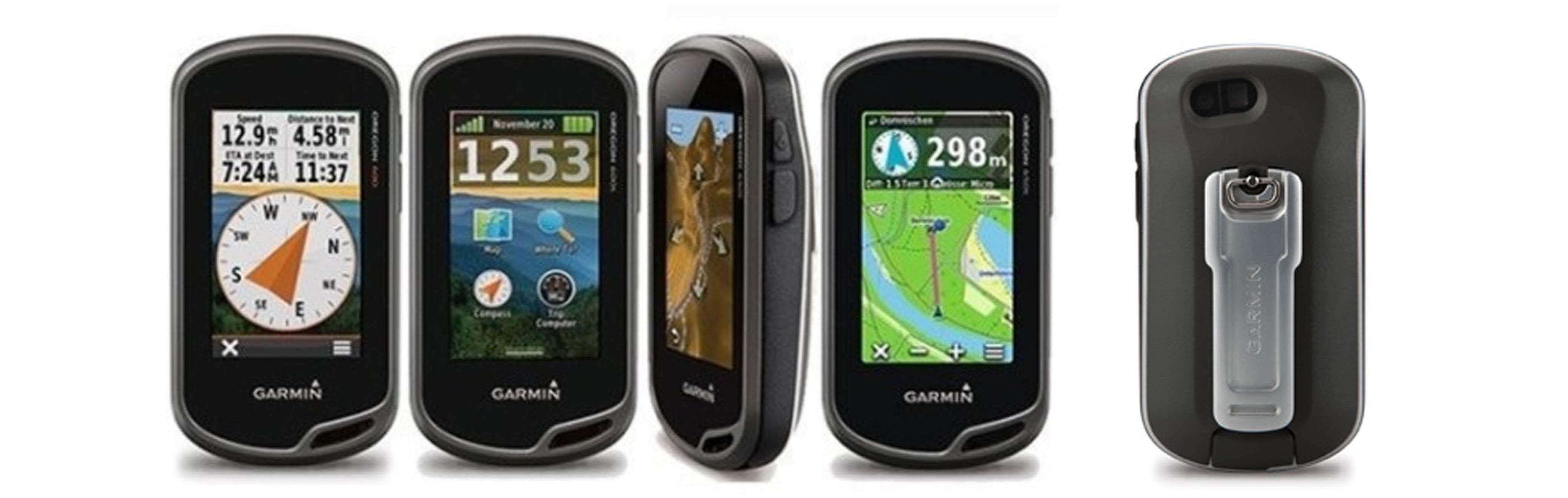 Garmin Oregon 650t 3-Inch Handheld GPS with 8MP Digital Camera