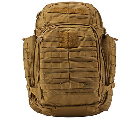 5.11 RUSH72 Tactical Backpack for Military, Bug Out Bag, Large