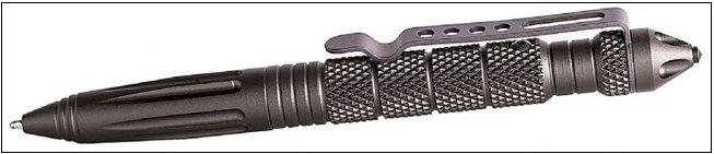 Uzi Defender Tactical Glassbreaker Pen