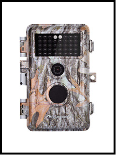 BlazeVideo 4-Pack HD 16MP 1080P Gram Trail Deer Cameras